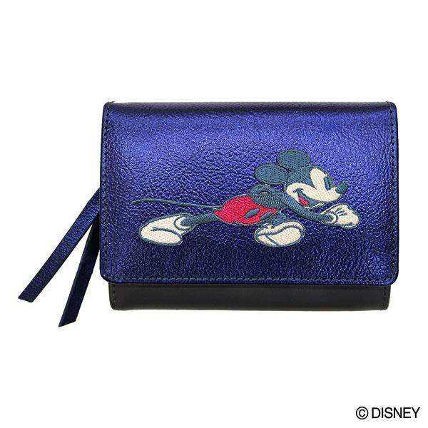 ディズニー ミッキーマウス 財布 アコモデ