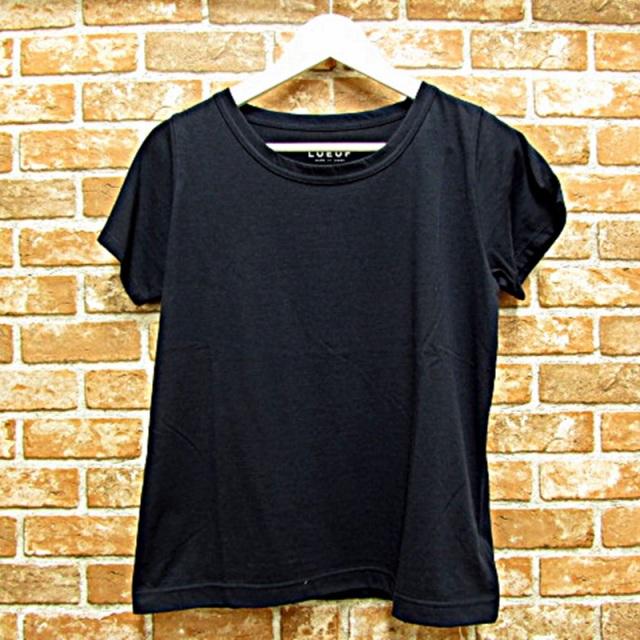 LUEUF 無地 半袖Tシャツ