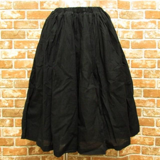 LUEUF スカート ひざ丈