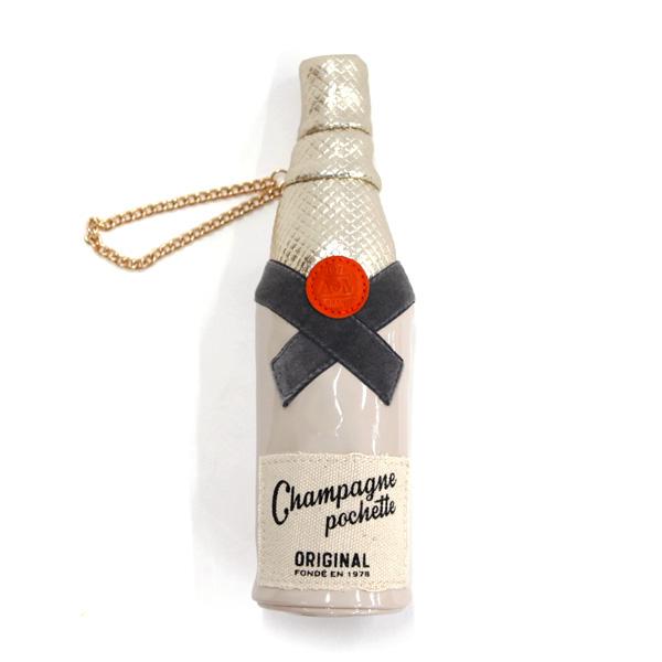 ペンケース アコモデ シャンパン