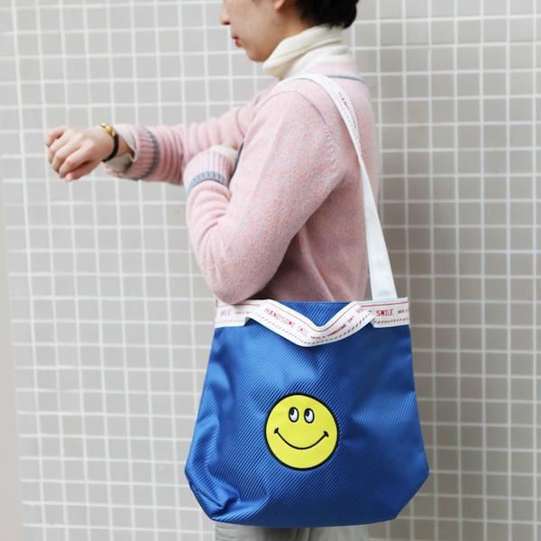 スマイル ニコちゃん バッグ アコモデ