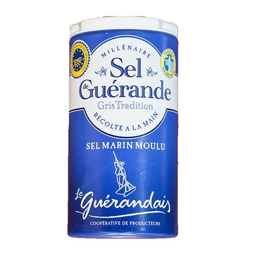 ゲランドの塩・細粒