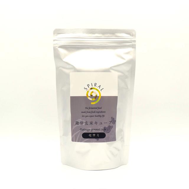 発芽玄米キューブ450g【セサミ】表面