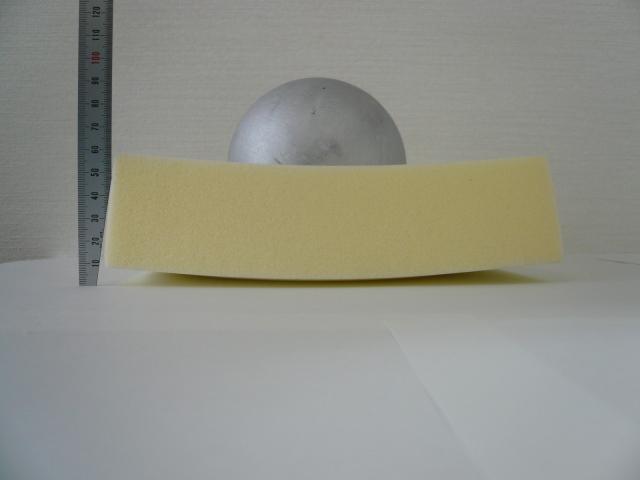 低反発鉄球