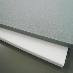 ポリエチNo.3【厚さ1cm×幅50cm×長さ50cm:4枚セット】水に強く高耐久。とても硬い感触