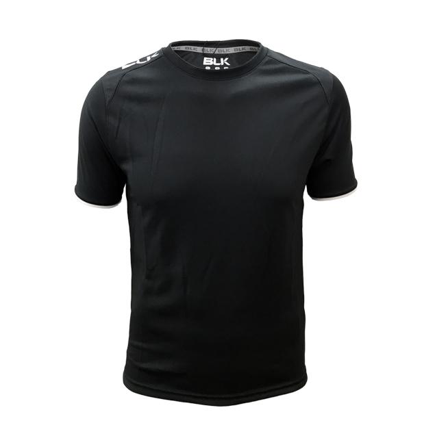 BLK Tek 7 ティーシャツ (ブラック)