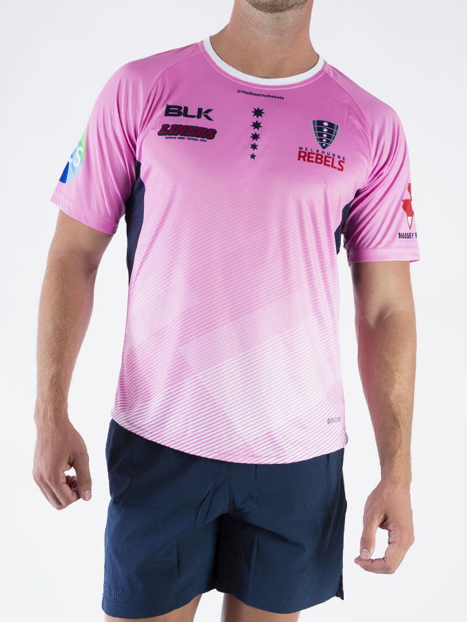 メルボルン・レベルズ トレーニングティーシャツ 2020
