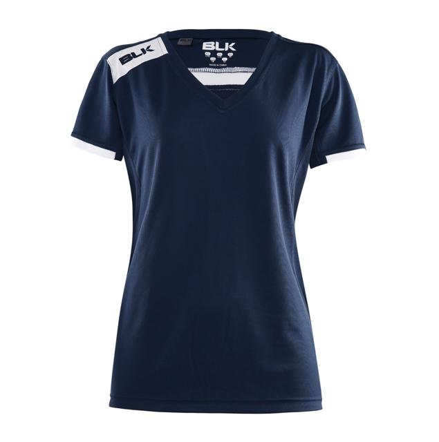 BLK Tek 6 ティーシャツ(ネイビー)レディース