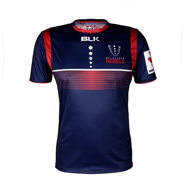 メルボルン・レベルズ トレーニングティーシャツ 2018