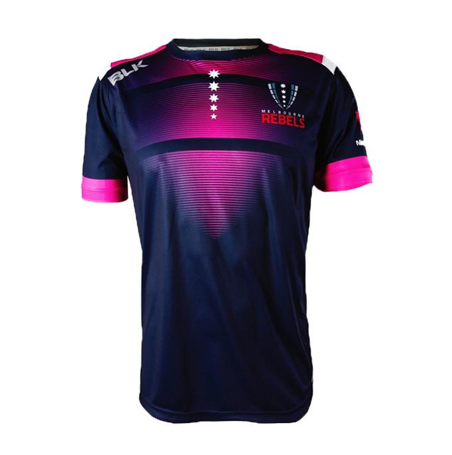 メルボルン・レベルズ トレーニングティーシャツ 2019