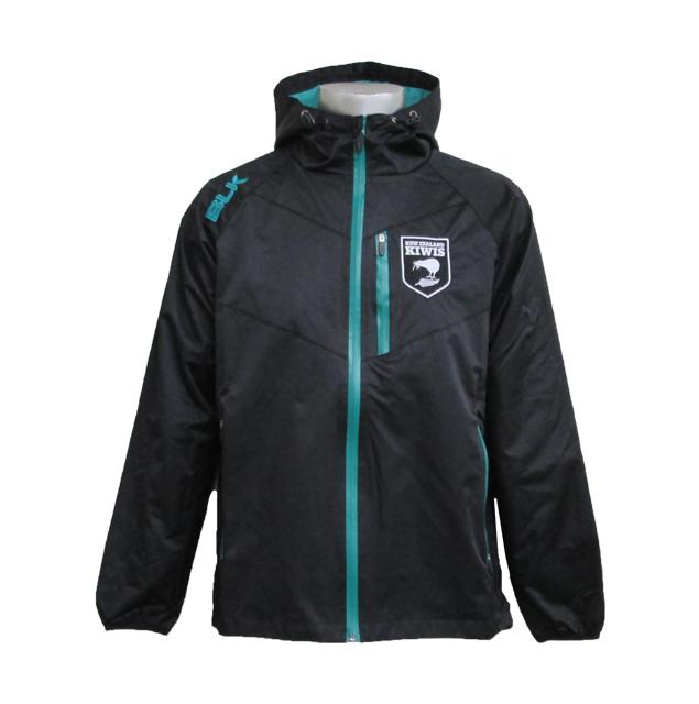 ニュージーランド代表キーウィズ(ラグビーリーグ) ウェットウェザージャケット 2020