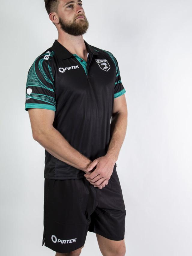 ニュージーランド代表キーウィズ(ラグビーリーグ) メディアポロ 2020