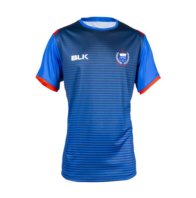 サモア代表 トレーニングティーシャツ  2019 No.3 (ブルー)