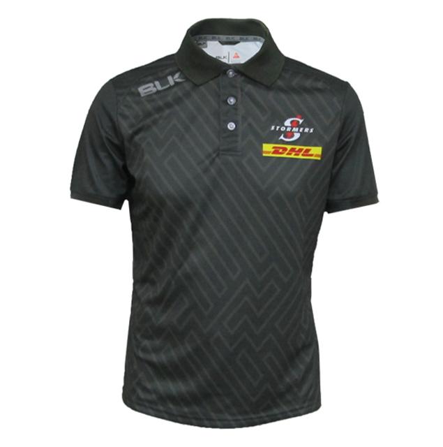 ストーマーズ サポーターズポロシャツ 2020(ガンメタル)