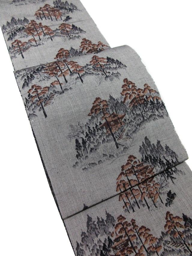 結城紬 山寺