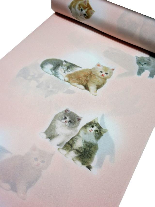 長襦袢 猫 ネコ
