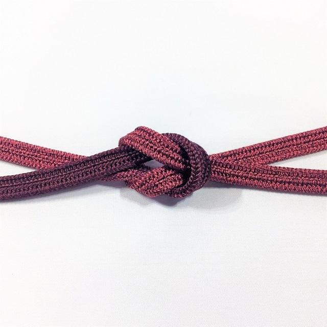 帯締め 杢糸
