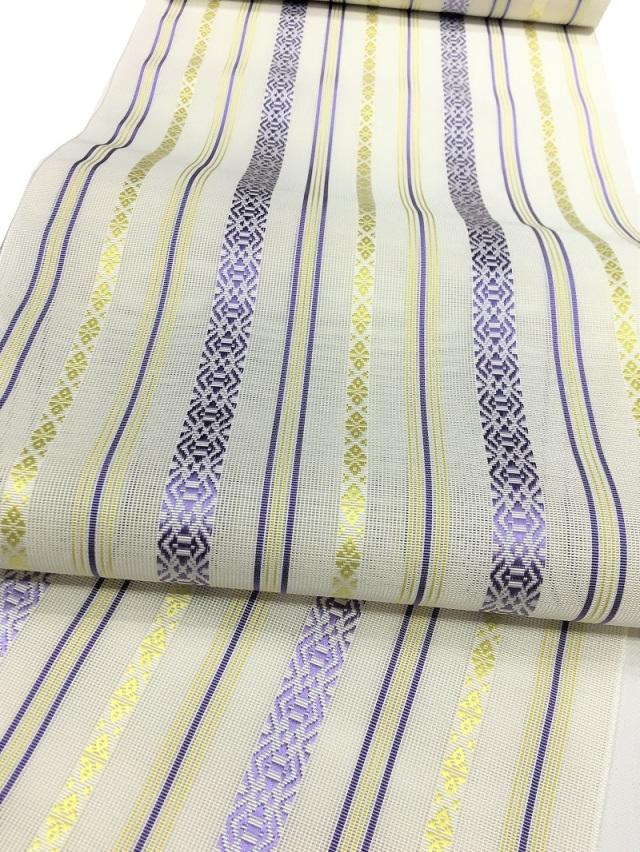博多織 紗献上 八寸名古屋帯
