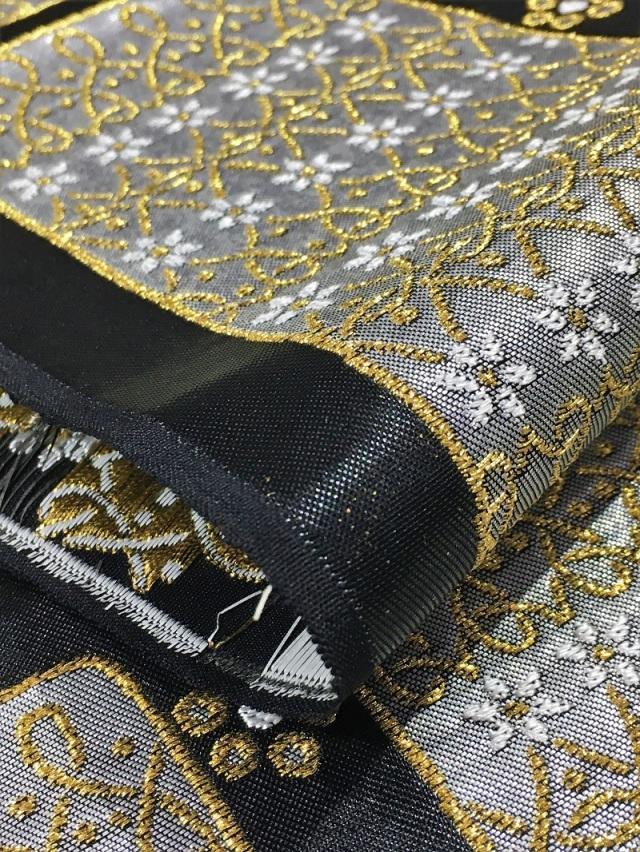 滋賀喜織物 帯