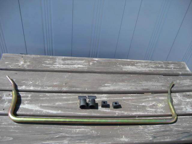SP/SR、レース用フロントスタビライザー22.2mmアメリカ製ウレタンブッシュ付き