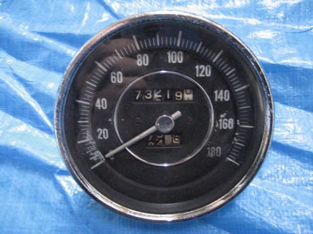 SP310 2シーター、SP311用スピードメーター中古
