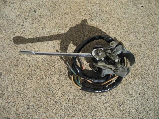 SP310 3シーター用ウインカースイッチ 中古 レストアベース