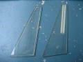 SP310 3シーター用 三角窓ガラス 左右 中古