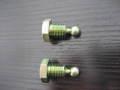 U20インマニスロットルシャフト固定ボルト2本セット 新品