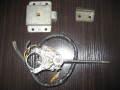 SP310 3シーター用ウインカースイッチ、トランクキャッチ 中古 修理、レストアベース