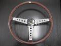 '63~'64SP310 3シーター用の純正ステアリング改ウッドステアリング