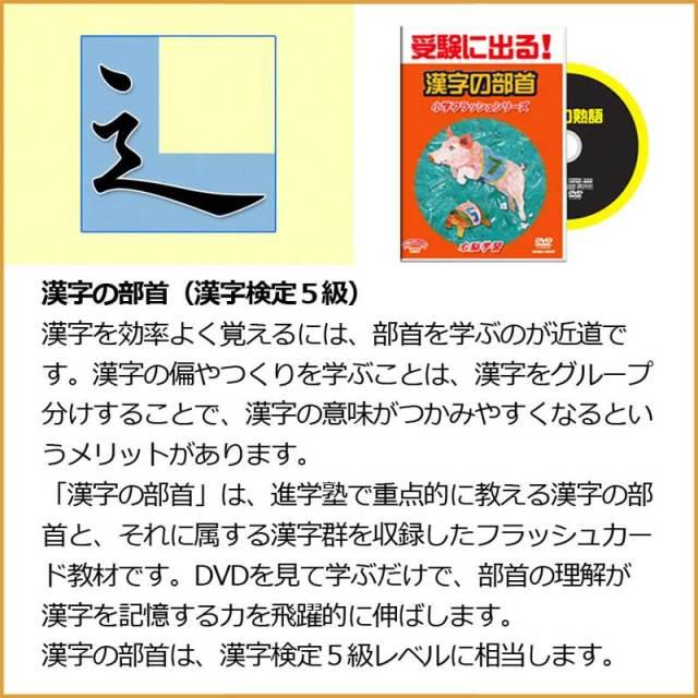 漢字の部首