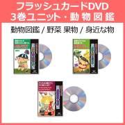 3巻ユニット・動物図鑑