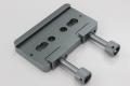 AU115-新型軽量化LOSMANDY規格 ダブルロックアリミゾ