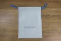 タカハシきんちゃく ブルー・シルバー (26.5cm×20cm)