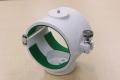 【新品・限定販売】 タカハシ製鏡筒バンド 白Ver. (鏡筒外径114mm用)