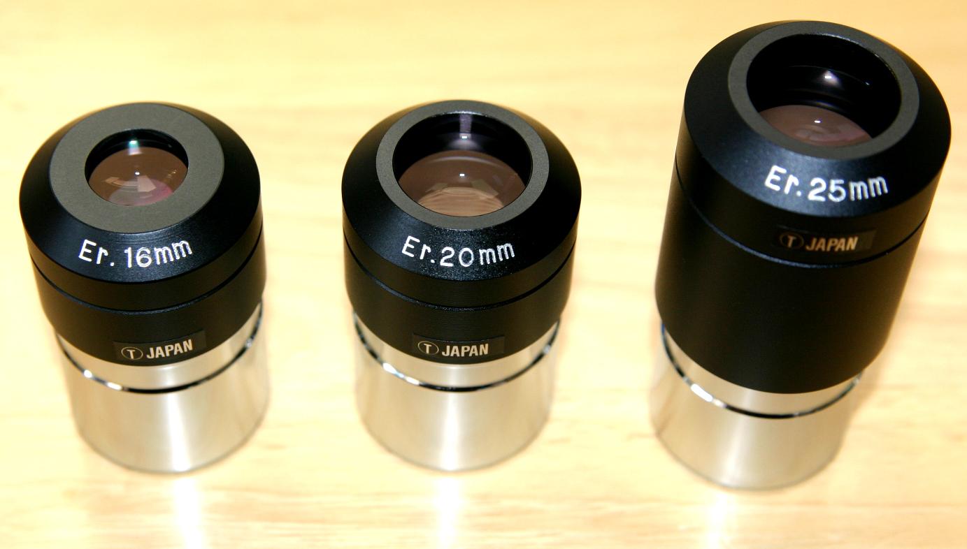 エルフレ(谷光学研究所)アイピース(接眼レンズ) アメリカン(31.7mm)サイズ 広角