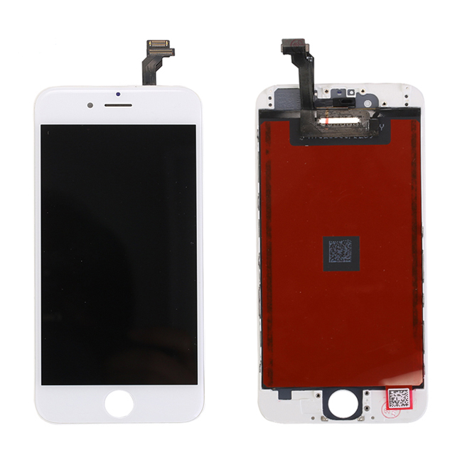 iPhone 6 TFT液晶パネル(白色)
