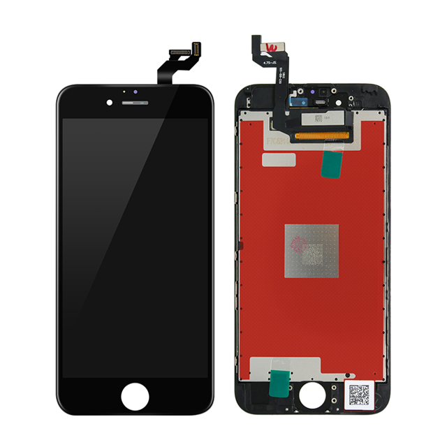 iPhone 6s TFT液晶パネル(黒色)(1pcs,10pcs/1箱,50pcs/1箱)