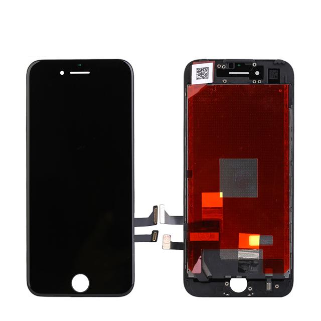 iPhone 7 TFT液晶パネル(黒色)(1pcs,10pcs/1箱,50pcs/1箱)