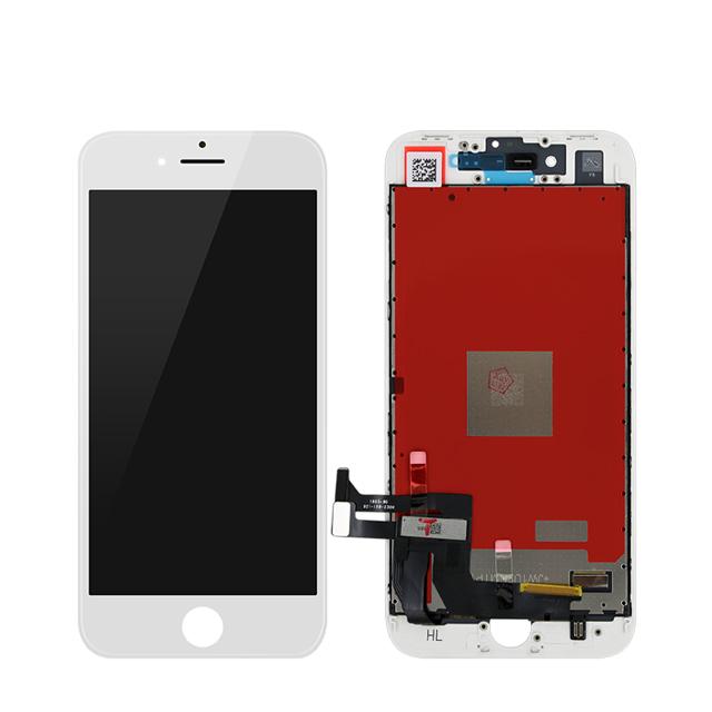 iPhone 8 TFT液晶パネル(白色)(1pcs,10pcs/1箱,50pcs/1箱)