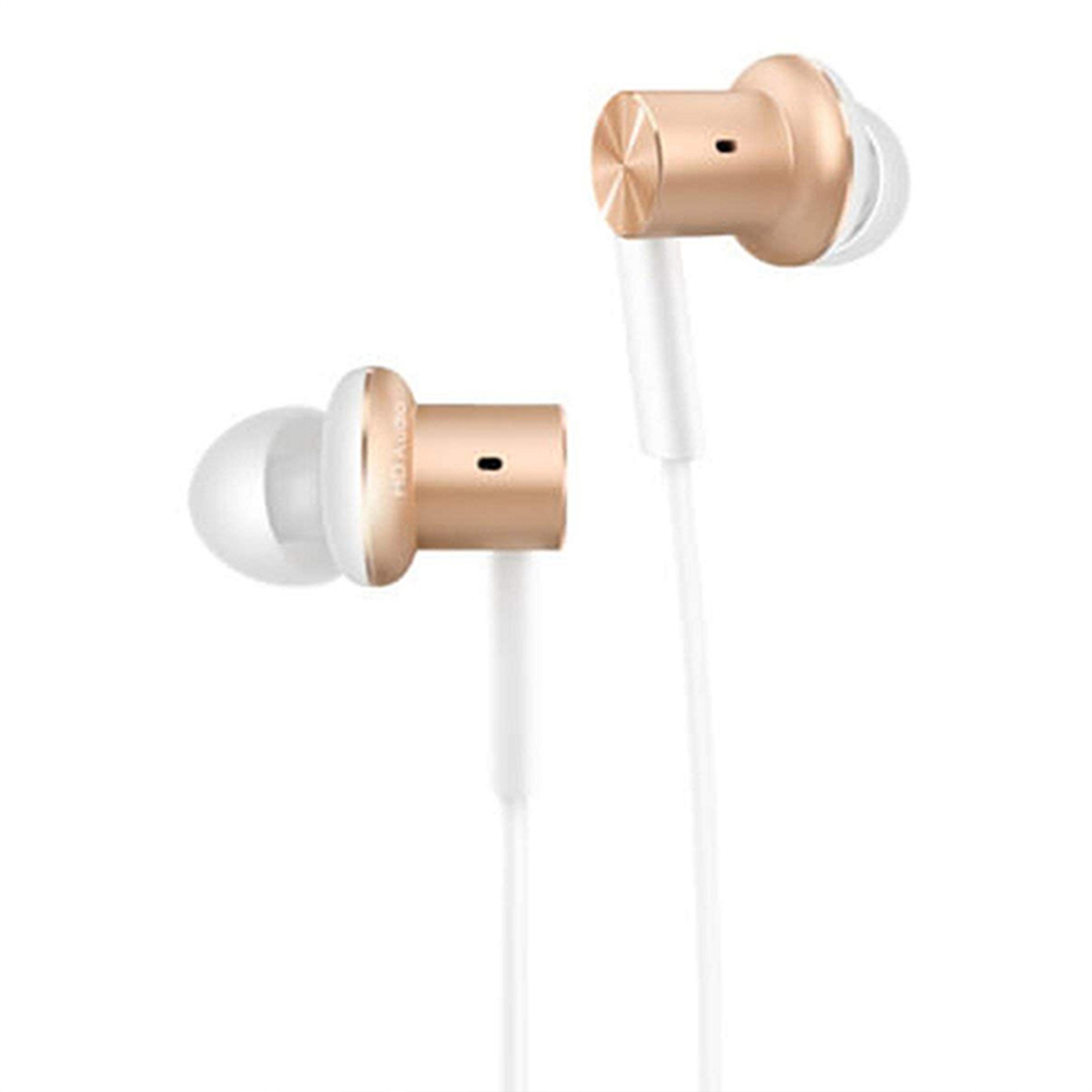 【正規品】Mi In-Ear earphone Pro (ゴールド)   Xiaomi イヤホン