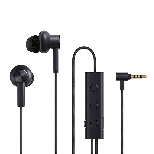 【正規品】Mi Noise Canceling Earphones 3.5mm Jack Earphone | ノイズキャンセル機能付き3.5mmジャックイヤホン