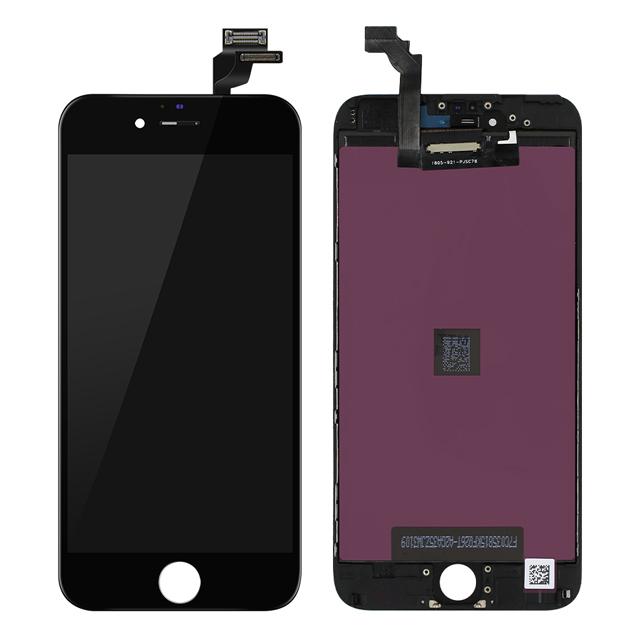 iPhone 6 Plus TFT液晶パネル (黒色) (50個/1箱)