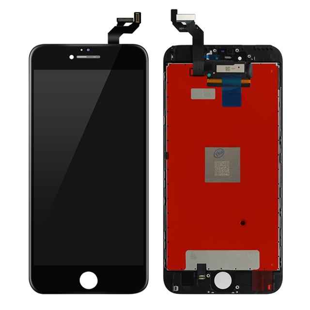 iPhone 6s Plus TFT液晶パネル (黒色) (50個/1箱)