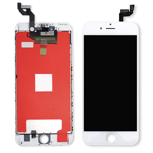 iPhone 6s Plus TFT液晶パネル(白色)(1pcs,10pcs/1箱,50pcs/1箱)