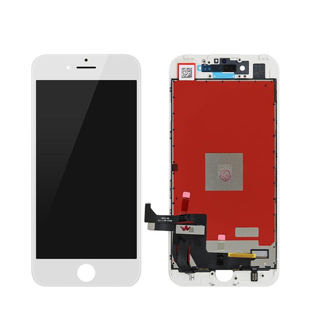 iPhone 7 TFT液晶パネル(白色)(1pcs,10pcs/1箱,50pcs/1箱)