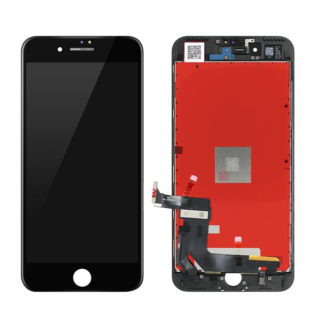iPhone 7 Plus TFT液晶パネル (黒色) (50個/1箱)