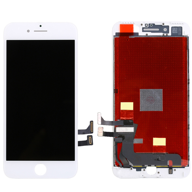 iPhone 7 Plus TFT液晶パネル(白色)(1pcs,10pcs/1箱,50pcs/1箱)