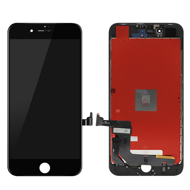 iPhone 8 Plus TFT液晶パネル (黒色) (50個/1箱)