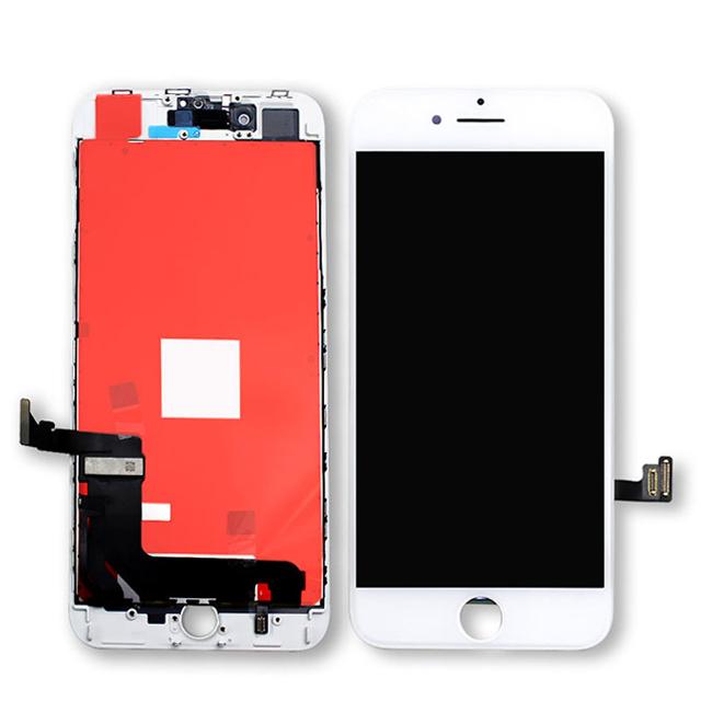 iPhone 8 Plus TFT液晶パネル(白色)(1pcs,10pcs/1箱,50pcs/1箱)